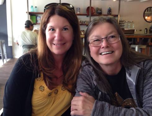 Susan Wiggs and Dorothy Allison