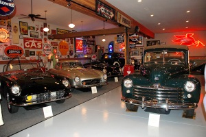 rare automobile collection that inspired a bit of Just Breathe