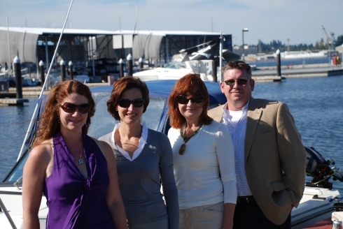 SW, Loriana, Donna, Craig