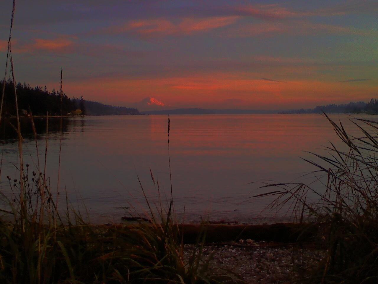 Bonne Mardi November-sunrise