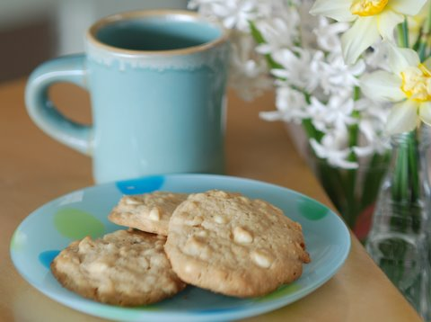 """Warm cookies and cold milk are good for you."" --Robert Fulghum"